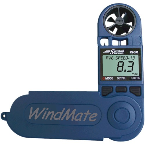 WeatherHawk WM-300 WindMate w-Wind Direction - Humidity