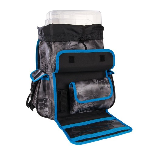 Plano Z-Series Tackle Backpack - Kryptek Typhon