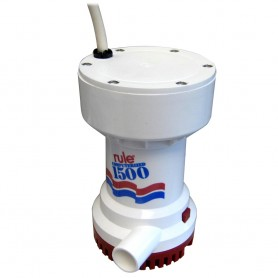 Rule 1500 G-P-H- Automatic Bilge Pump