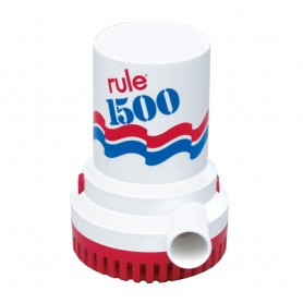 Rule 1500 G-P-H- Bilge Pump