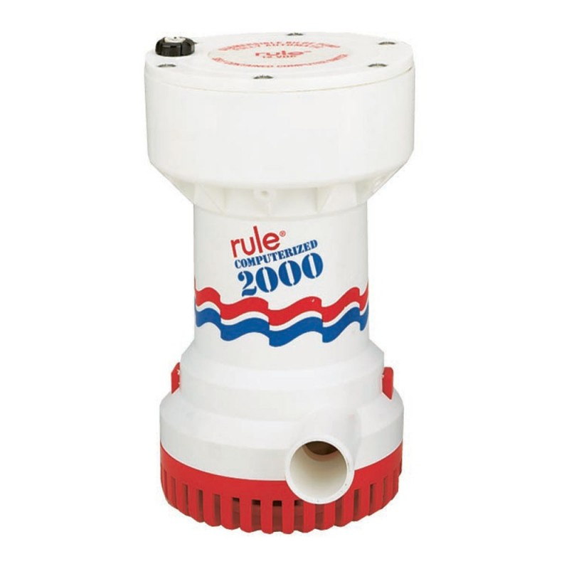 Rule 2000 G-P-H- Automatic Bilge Pump
