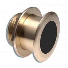 Raymarine B175H-W 20 Bronze Thru-Hull Tilted Element Transducer - 1kW