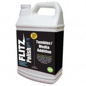 Flitz Polish-Tumbler Media Additive - 1 Gallon -128oz-