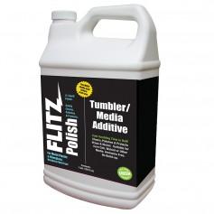 Flitz Polish-Tumbler Media Additive - 1 Gallon -128oz-