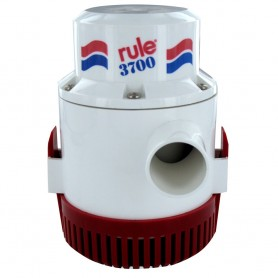 Rule 3700 G-P-H- Bilge Pump Non Automatic 12V