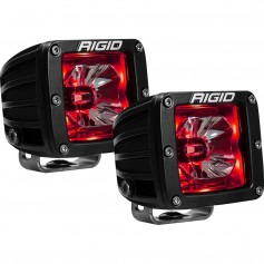 RIGID Industries Radiance Pod - Red Backlight