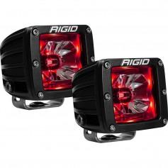 RIGID Industries Radiance Pod - Red Backlight