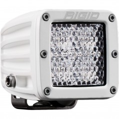 RIGID Industries D-Series PRO Flood Diffused - Single - White