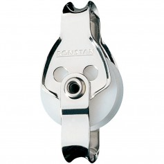 Ronstan Series 25 Utility Block - Single- Becket- Loop Head