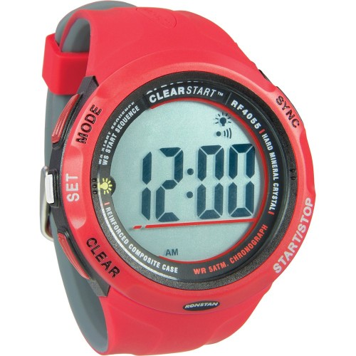Ronstan RF4055 ClearStart 50mm Sailing Watch - Red-Grey
