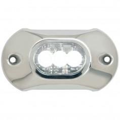 Attwood Light Armor Underwater LED Light - 3 LEDs - White