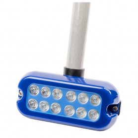 Aqualuma Dock Light - 12 LEDs - Blue