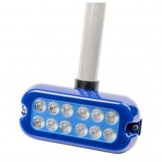 Aqualuma Dock Light - 12 LEDs - Blue