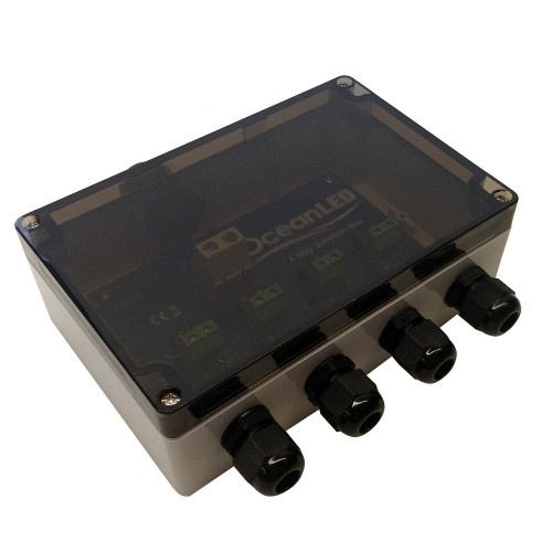 OceanLED Standard 4-Way Junction Box