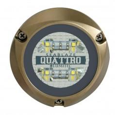 Lumitec SeaBlaze Quattro LED Underwater Light - Dual Color - White-Blue