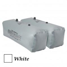 FATSAC V-drive Fat Sacs - Pair - 400lbs Each - White