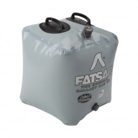 FATSAC Brick Fat Sac Ballast Bag - 155lbs - Gray