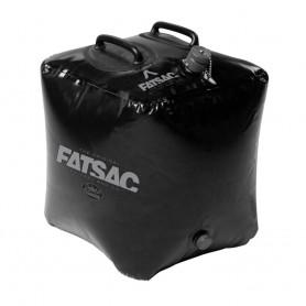 FATSAC Brick Fat Sac Ballast Bag - 155lbs - Black