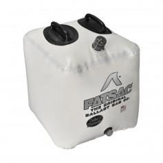FATSAC Brick Fat Sac Ballast Bag - 155lbs - White