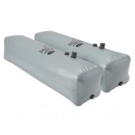 FATSAC Side Sac Ballast Bag - Pair - 260lbs Each - Gray