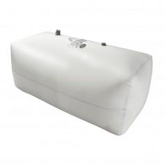 FATSAC Jumbo V-Drive Wakesurf Fat Sac Ballast Bag - 1100lbs - White
