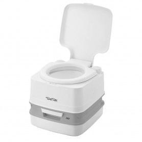 Thetford Porta Potti 135 Marine Toilet w-Hold Down Kit