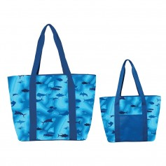 Taylor Made Stow n Go Cooler Tote - Blue Sonar