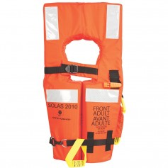 Stearns I160 Ocean Mate 1 Adult Vest - Orange
