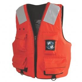 Stearns First Mate Life Vest - Orange - Small-Medium
