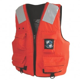 Stearns First Mate Life Vest - Orange - Large-X-Large