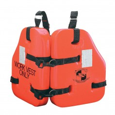 Stearns Force II Life Vest - Orange - Universal