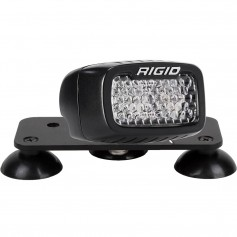 RIGID Industries UV Light Kit - Single Light - Black