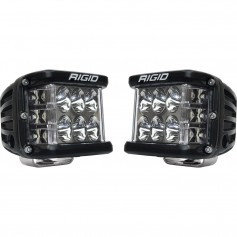RIGID Industries D-SS Series PRO Driving Surface Mount - Pair - Black