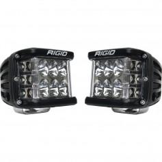RIGID Industries D-SS Series PRO Driving Surface Mount - Pair - Black