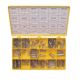 C- Sherman Johnson Cotter- Ring Clevis Pin Parts Kit