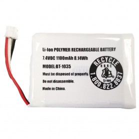 Uniden Replacement Battery Pack f-Atlantis 270
