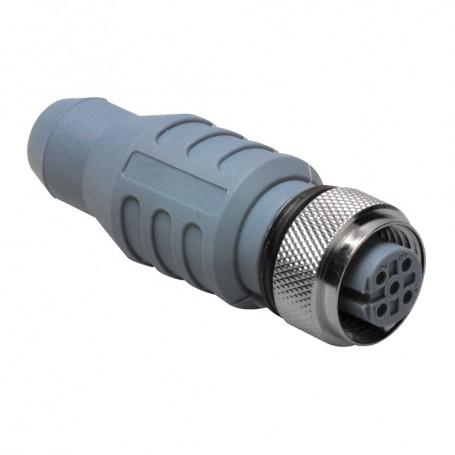 Maretron Micro Powertap Tee 5M Power Drop Bottom Female L//R