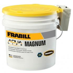 Frabill Magnum Bucket - 4-25 Gallons w-Aerator