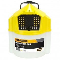 Frabill Magnum Flow Troll Bucket - 10 Quart