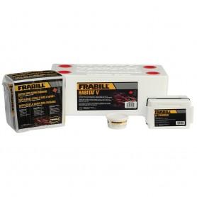 Frabill Habitat V Deluxe Worm Storage Kit