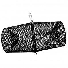 Frabill Torpedo Trap - Black Minnow Trap - 10- x 9-75- x 9-