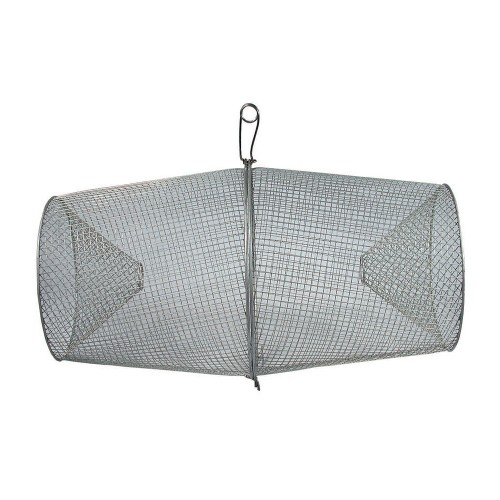 Frabill Torpedo Trap - Galvanized Minnow Trap - 10- x 9-75- x 9-