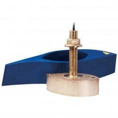 Raymarine B275LH-W Bronze Thru-Hull - Low - High Wide Frequency