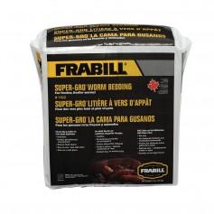 Frabill Super-Gro Worm Bedding - 2lbs