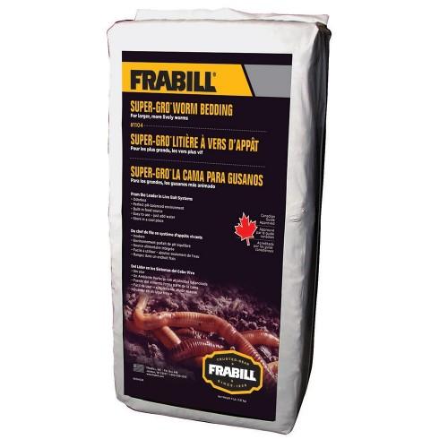 Frabill Super-Gro Worm Bedding - 4lbs