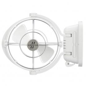 Caframo Sirocco II Elite Fan - White