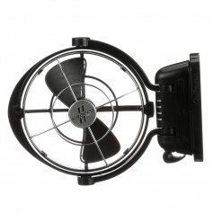 Caframo Sirocco II Elite Fan - Black