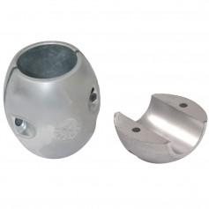 Tecnoseal X2 Shaft Anode - Zinc - 7-8- Shaft Diameter