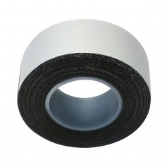 C- Sherman Johnson Rigging Tape - Black - 1- x 15