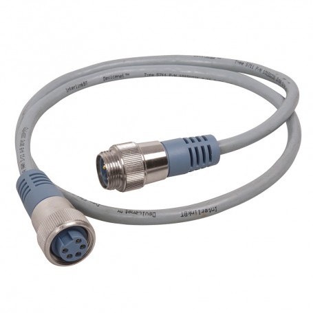 Maretron Mini Double Ended Cordset - Male to Female - 10M - Grey
